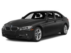 Certified Pre-Owned 2015 BMW 3 Series 4dr Sdn 328i Xdrive AWD Sulev Car Utica NY