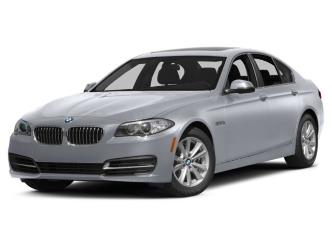 Certified Pre Owned 2015 BMW 5 Series 528i RWD For Sale Near Los