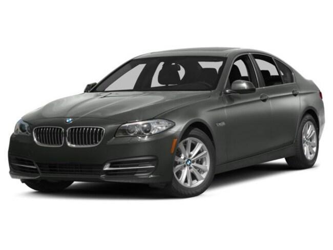 2015 BMW 5 Series xDrive Sedan