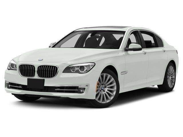 2015 BMW 7 Series 740Li Sedan