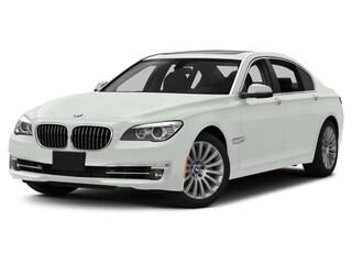 Used 2015 BMW 740i Li for sale in Long Beach