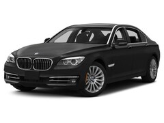 2015 BMW 7 Series 4dr Sdn 740Li RWD Car