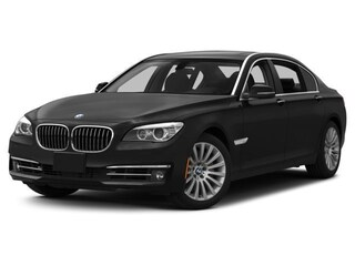 Certified Pre-Owned 2015 BMW 7 Series 740Li Xdrive Sedan W866 near Rogers, AR