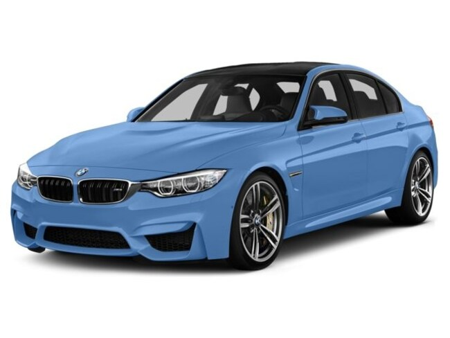 Used 2015 Bmw M3 For Sale Near Houston Tx Stock Sp805127