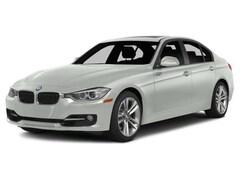 2015 BMW 320i 4dr Sdn 320i RWD Sedan