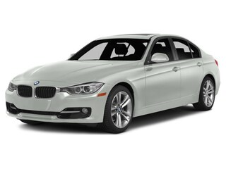 Certified 2015 BMW 320i Sedan in Fort Myers