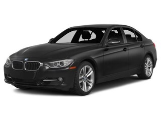 Certified Pre-Owned 2015 BMW 320i Sedan for sale in Los Angeles