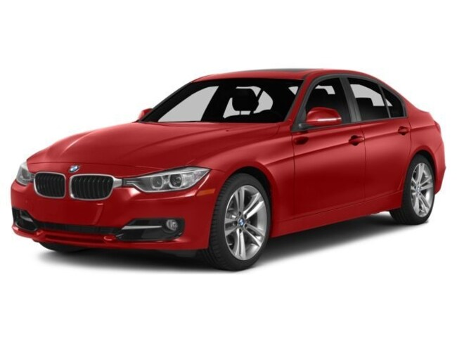 Certified Used 2015 BMW 320i Sedan in Montgomery