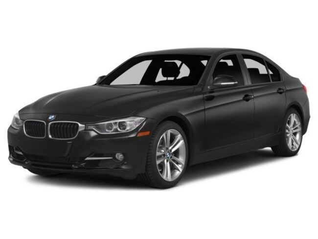2015 BMW 320i 4dr Sdn 320i Xdrive AWD Car