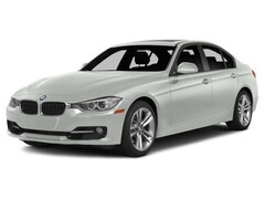 2015 BMW 3 Series 4dr Sdn 320i Xdrive AWD Car