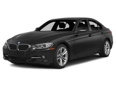 Certified Pre-Owned 2015 BMW 3 Series 320i Xdrive Sedan for sale in Colorado Springs