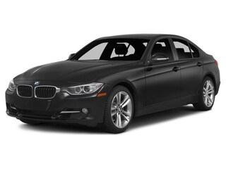 Certified Pre-Owned 2015 BMW 320i xDrive Car Urbandale, IA