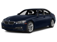 Certified Pre-Owned 2015 BMW 320i xDrive Sedan in Milwaukee, WI