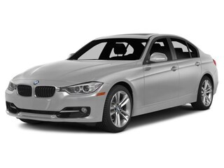 Certified Pre-Owned 2015 BMW 320i xDrive Sedan Spokane, WA