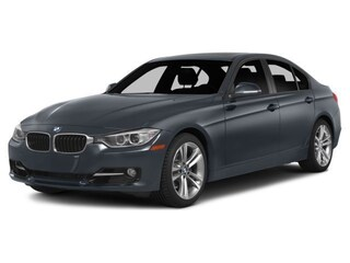Certified Pre-Owned 2015 BMW 320i xDrive Sedan for sale in Manchester, NH