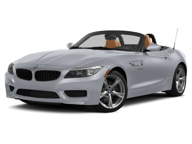 2015 BMW Z4 2dr Roadster Sdrive28i Convertible