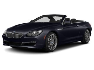 Used 2015 BMW 650i xDrive Convertible for Sale near Levittown, PA, at Burns Auto Group