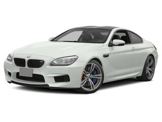 Certified Pre-Owned 2015 BMW M6 Base Coupe WJ35692A near Rogers, AR