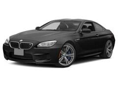 2015 BMW M6 Base Coupe