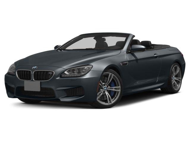 2015 BMW M6 2dr Conv Convertible