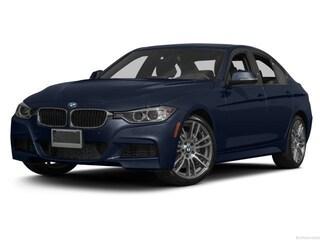 Used 2015 BMW 3 Series xDrive Sedan dealer in Milford DE - inventory