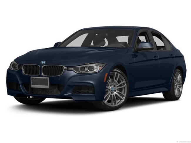 2015 BMW 3 Series 4dr Sdn 335i Xdrive AWD for sale serving Manhattan
