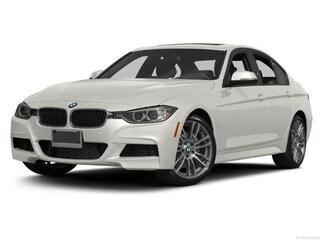 2015 BMW 335i Sedan Sedan