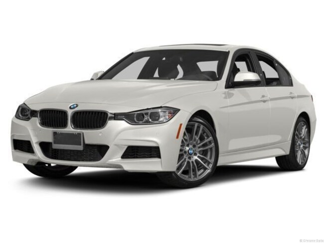 Used 2015 BMW 335i xDrive Sedan in Johnstown, PA