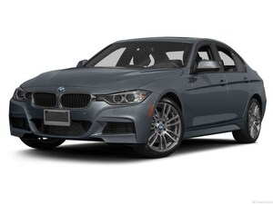 2015 BMW 3 Series xDrive w/South Africa