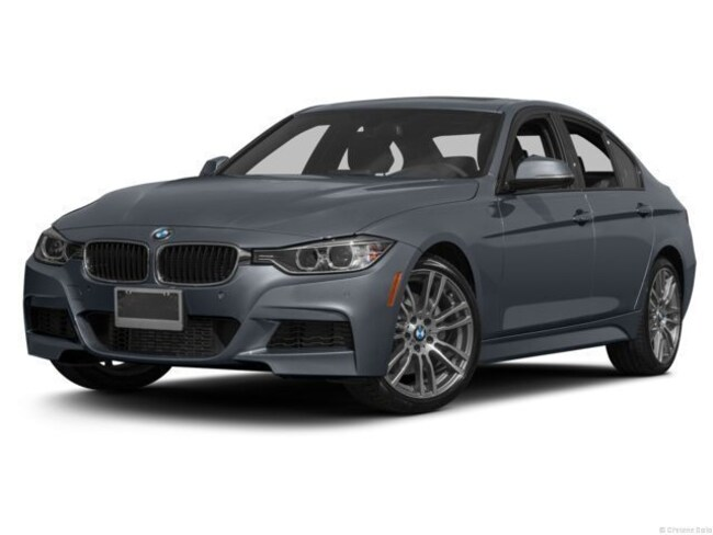 Used 2015 BMW 335i xDrive w/South Africa Car Urbandale, IA