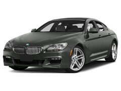 Used 2015 BMW 6 Series 4dr Sdn 640i RWD Gran Coupe Gran Coupe