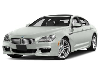2015 BMW 6 Series 650i xDrive Sedan