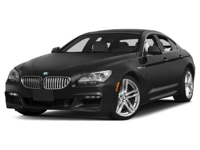 2015 BMW 650i xDrive Gran Coupe M Sport Package Gran Coupe