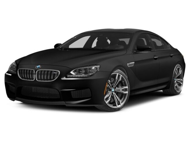 Used 2015 BMW M6 Gran Coupe in Santa Monica
