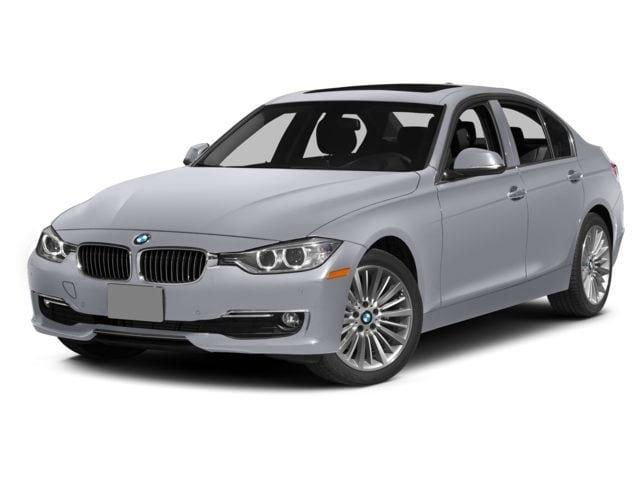 Certified Pre Owned 2015 BMW 3 Series XDrive Sedan For Sale In Milford