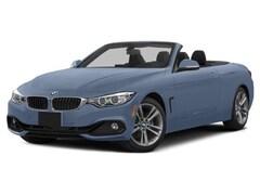 2015 BMW 4 Series 428i Convertible