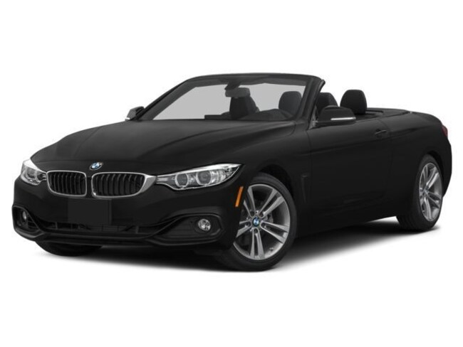 Certified Pre-Owned 2015 BMW 428i xDrive Convertible near Indianapolis