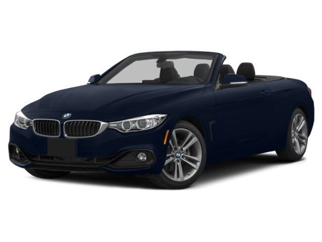 2015 BMW 4 Series 2dr Conv 428i Xdrive AWD for sale serving Manhattan