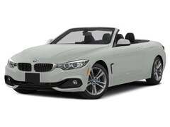 2015 BMW 4 Series 428i Xdrive Convertible