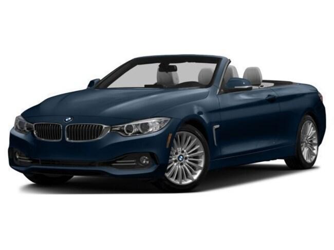 2015 BMW 428i 2dr Conv 428i Xdrive AWD Sulev Convertible