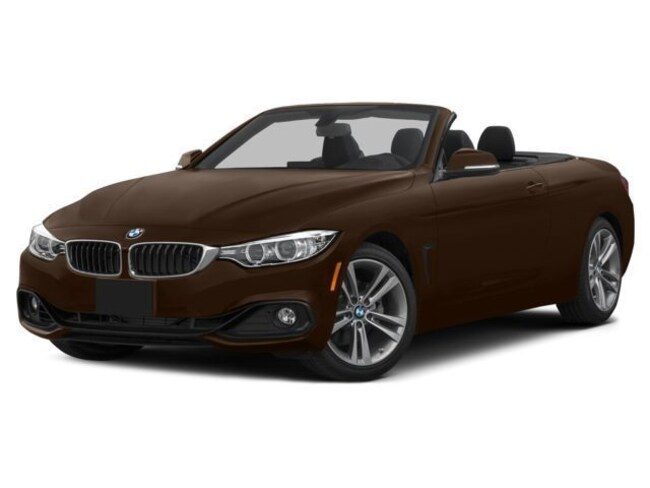 2015 BMW 4 Series xDrive w/SULEV Convertible