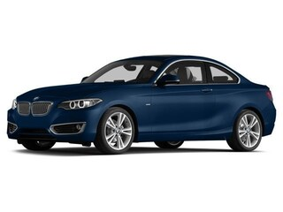 Used 2015 BMW 228i w/SULEV Coupe in Houston