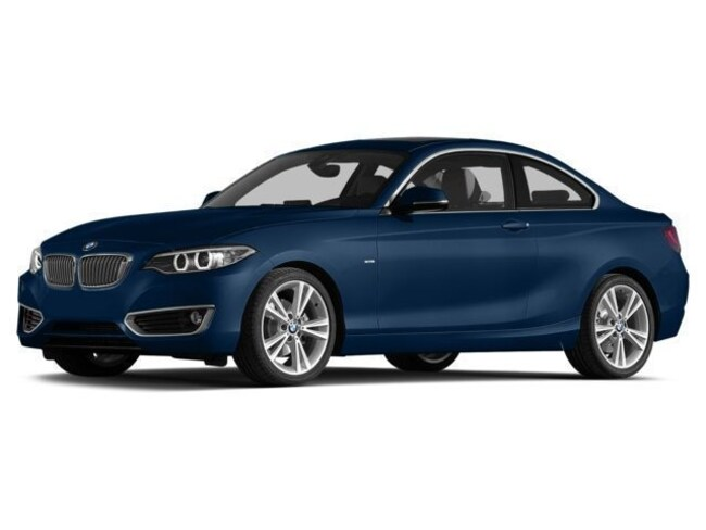 2015 BMW 228i xDrive w/SULEV Coupe