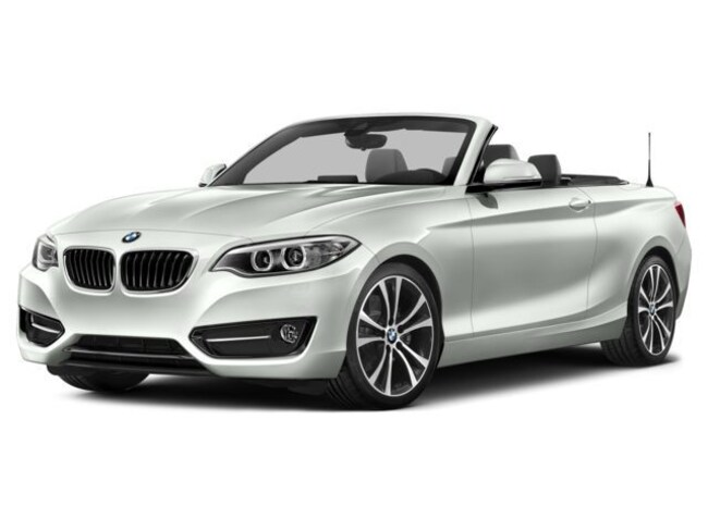 Certified Pre-Owned 2015 BMW 228i xDrive Convertible for sale in Manchester, NH