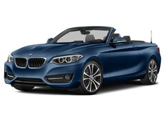 2015 BMW 2 Series 2dr Conv 228i Xdrive AWD Convertible