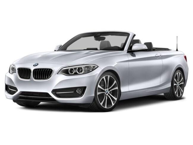 2015 BMW 2 Series xDrive Convertible