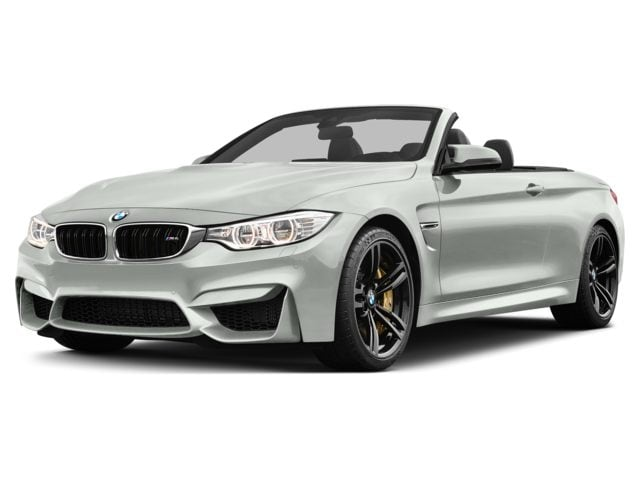 2015 BMW M4 Base Convertible 7 Speed M Double Clutch Automatic RWD