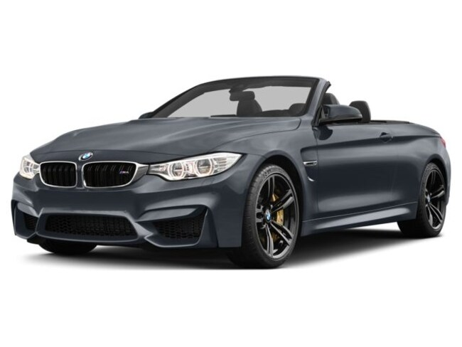 Used 2015 BMW M4 Convertible in the Bay Area