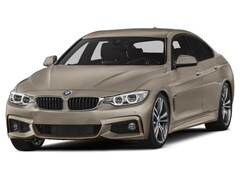 Pre-Owned 2015 BMW 4 Series 428i Gran Coupe Hatchback WBA4A5C50FD410914 for sale in El Paso, TX