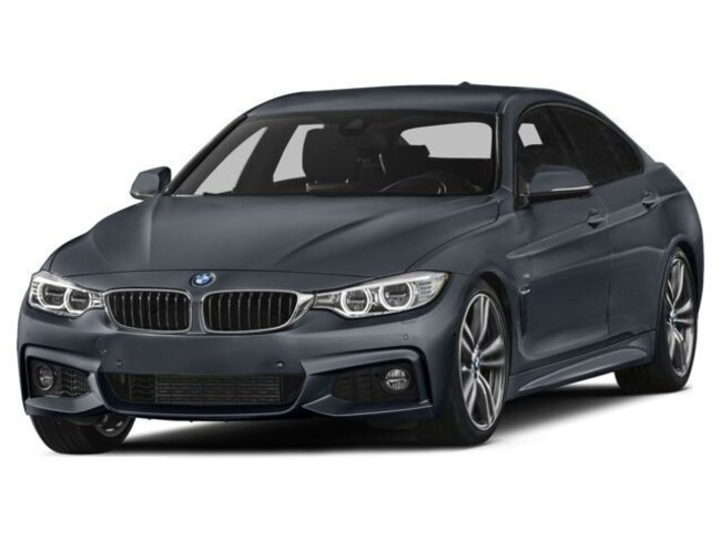 2015 BMW 4 Series 428i Xdrive Gran Coupe Gran Coupe